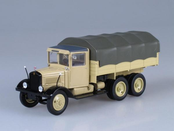 ЯГ-10Д (Я-10-НАТИ) (ULTRA Models) [1932г., Песочный, 1:43]