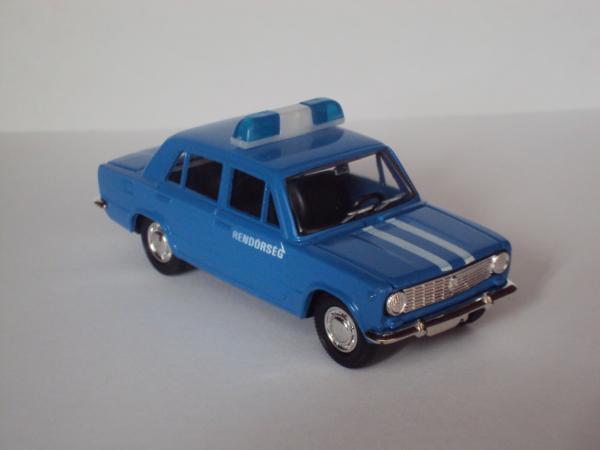 ВАЗ-2101 Rendosek (Агат/Моссар) [1970г., синий, 1:43]
