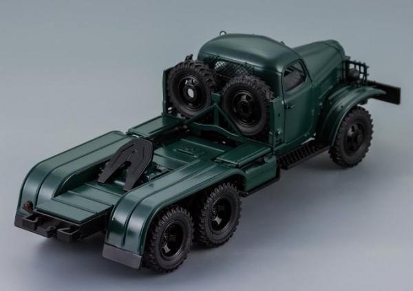 ЗИС-121Б (DiP Models) [1952г., Темно-зеленый, 1:43]