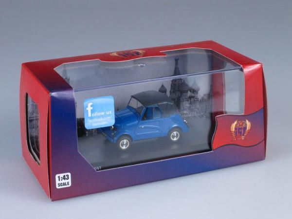 СМЗ-С3А (IST Models) [1967г., Светло синий, 1:43]