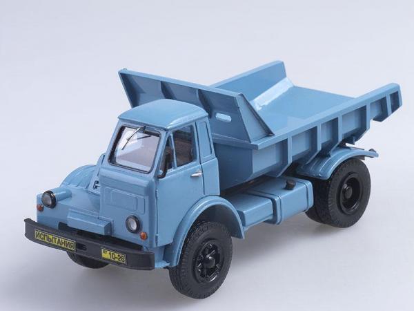 МАЗ-510 (D.N.K.) [1962г., Голубой, 1:43]