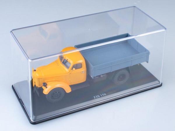 ЗИС-150 бортовой (Start Scale Models (SSM)) [1947г., Оранжевый и серо-голубой, 1:43]