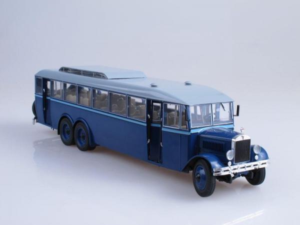 ЯА-2 Гигант (ULTRA Models) [1932г., Синий, 1:43]