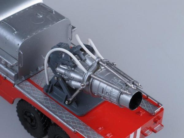 АГВТ-100 (ЗИЛ-157К) газоводотушения (Vector-Models) [1965г., Красный с белой дверью, 1:43]
