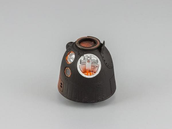Спускаемый Аппарат (DiP Models) [Обгорелый, 1:43]