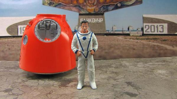 Космонавт (ModelStroy) [1:43]