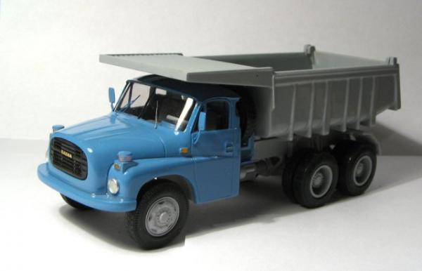 "ТАТРА-148 с1а ""сибирячка (RO-models) [1976г., серый , голубой, 1:43]"
