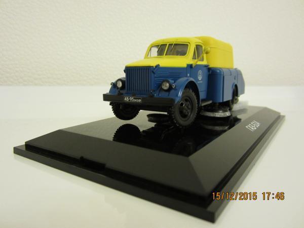ГАЗ-51А  ПУ (DiP Models) [1946г., комбинированный, 1:43]