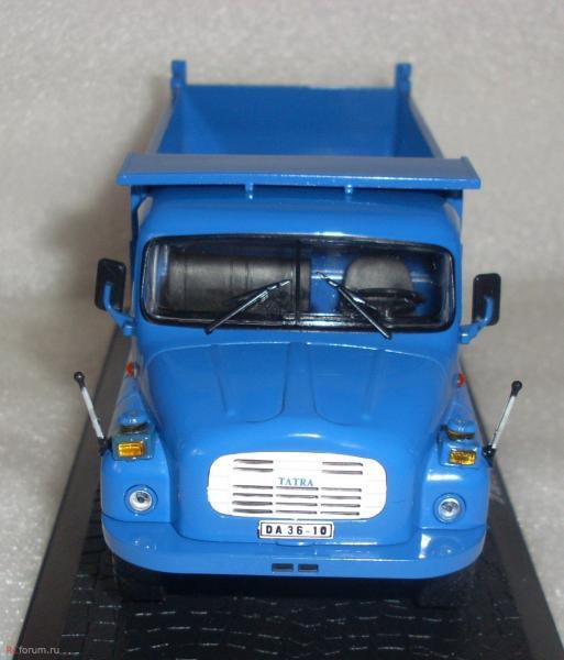 Tatra 148 S3 (Atlas/IXO) [1969г., Синий, 1:43]