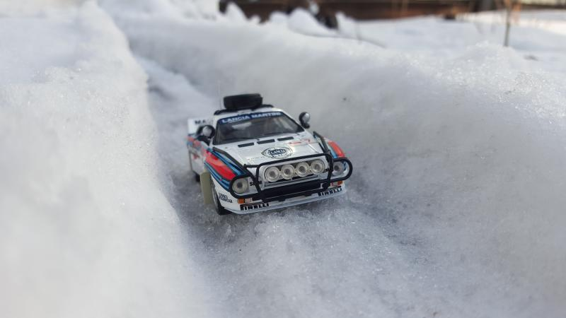 Lancia 037 ралли