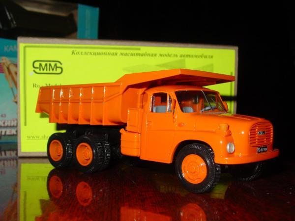Tatra 148S1 (RO-models) [2007г., оранжевый, 1:43]