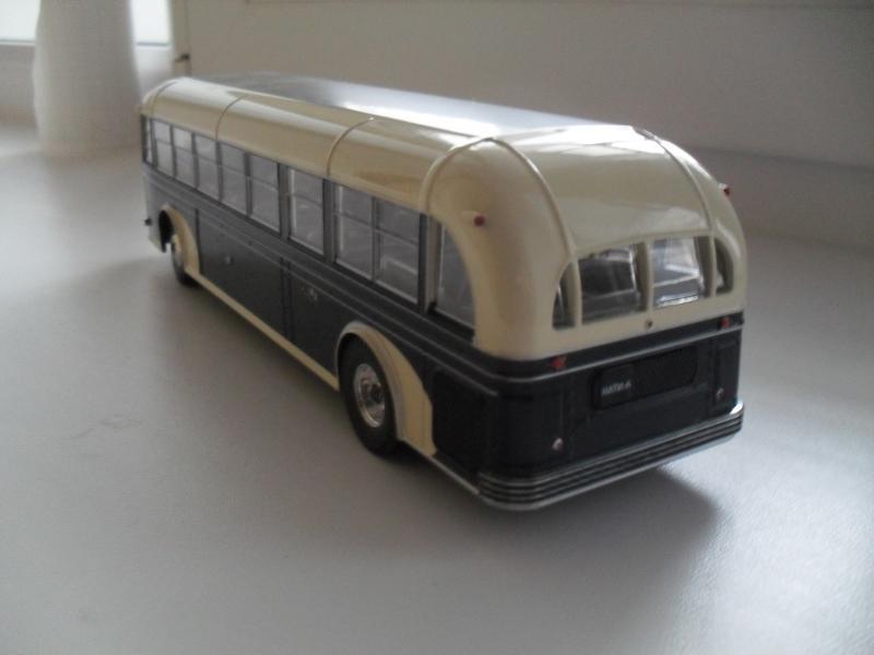 Автобус НАТИ-А (опытный) (Ultra Models)
