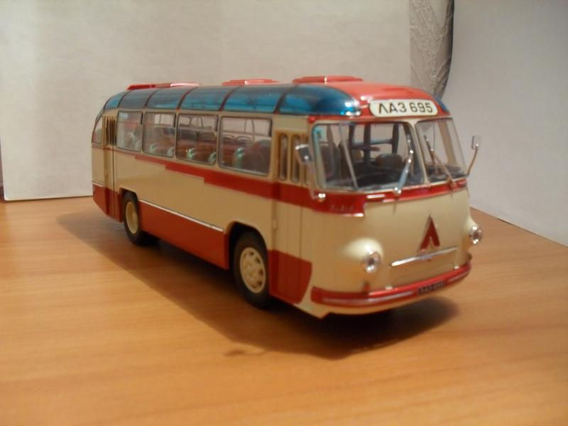 городской ЛАЗ-695Б (Ultra Models)