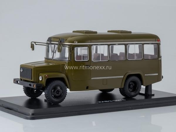 КАвЗ-3976 (Start Scale Models (SSM)) [1989г., хаки, 1:43]