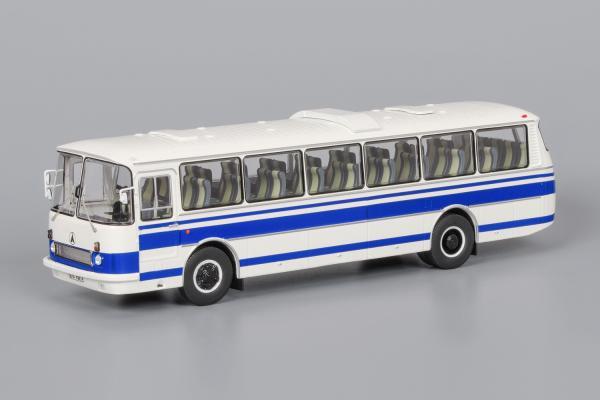 "ЛАЗ-699Р ""Турист-2 (Classicbus) [1980г., белый/синий, 1:43]"