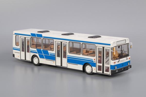 ЛиАЗ-5256.00 (Classicbus) [1990г., ЛиАЗ-5256, 1:43]