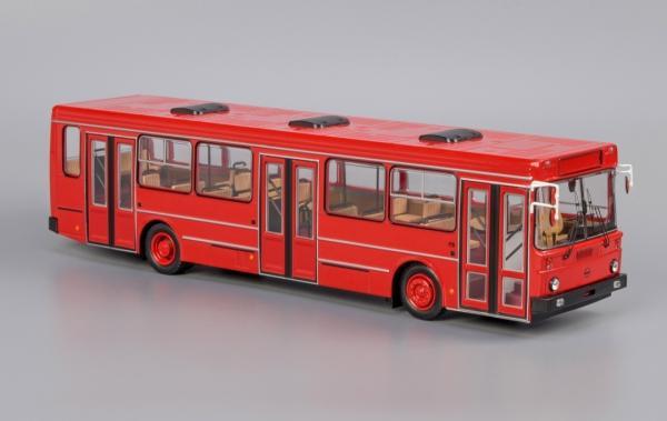 ЛиАЗ-5256 .00 (Classicbus) [1990г., красный, 1:43]