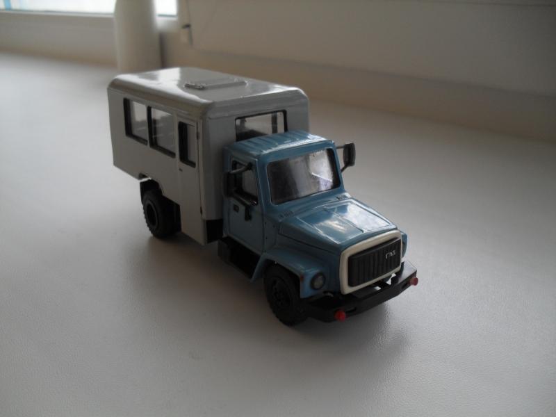 ТСК-01вахта(газ-3307)