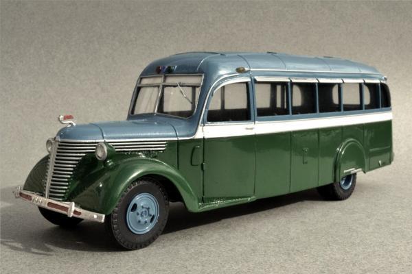 ЗИС-16 (Vector-Models) [1938г., серый/белый/зелёный, 1:43]
