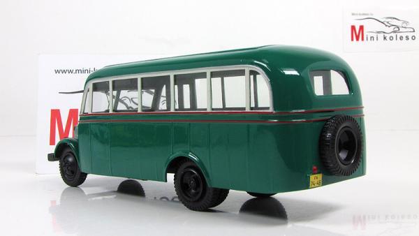 ТА-1 городской (Vector-Models) [1951г., зеленый, 1:43]