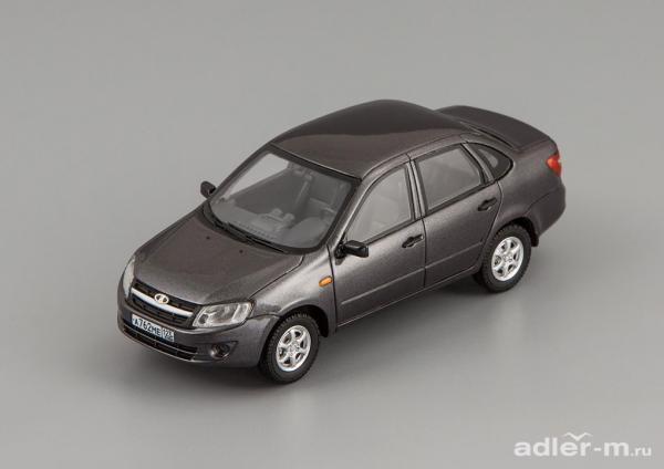 LADA Granta ВАЗ 2190 (DiP Models) [2012г., Борнео, 1:43]