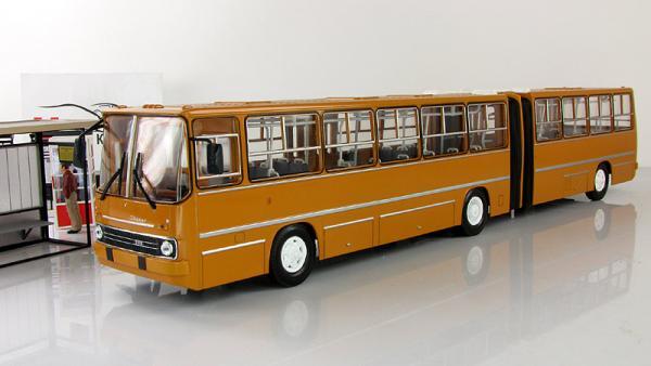 Икарус(Ikarus)-280 (Classicbus) [1973г., охра, 1:43]