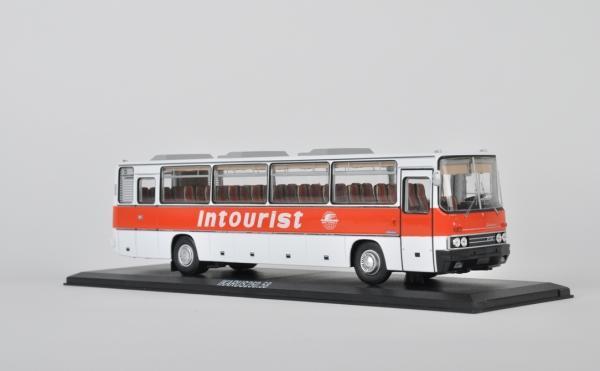 "Икарус(Ikarus)-250.58 ""Intourist"" (Classicbus) [1980г., красный/белый, 1:43]"