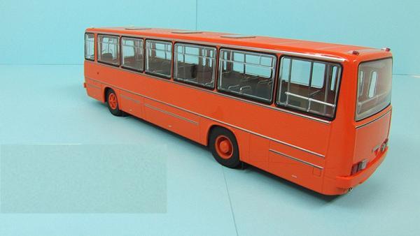 ИКАРУС-260 (Classicbus) [1972г., оранжевый, 1:43]