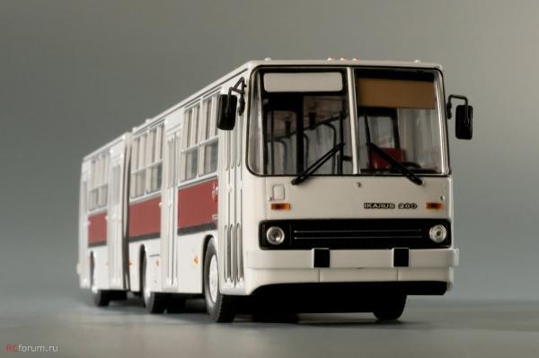 Икарус(Ikarus)-280.33 (Classicbus) [1994г., красно-белый, 1:43]