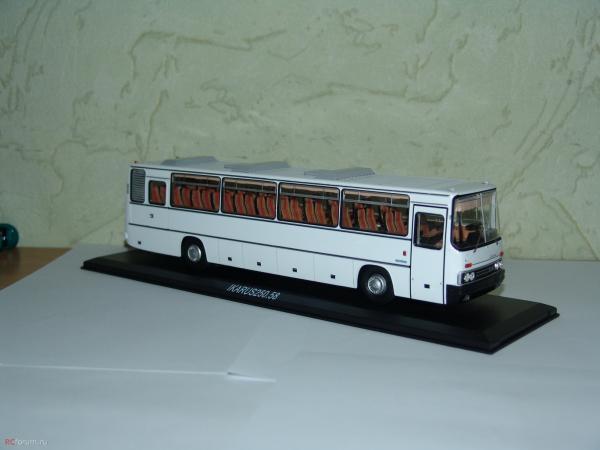 Икарус(Ikarus)-250.58 (Classicbus) [1980г., белый, 1:43]
