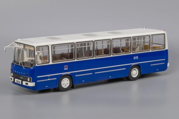 ИКАРУС(Ikarus)-260 «Венгрия» (Classicbus) [1972г., бело-синий, 1:43]