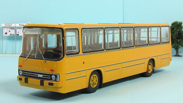 Икарус(Ikarus)-260 (Classicbus) [1972г., охра, 1:43]