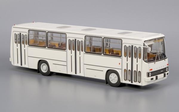 Икарус(Ikarus)-260 (Classicbus) [1972г., белый, 1:43]