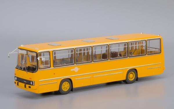 Икарус(Ikarus)-260 «Volan» (Classicbus) [1972г., охра, 1:43]