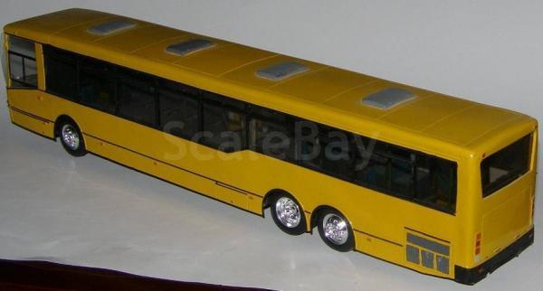 Волжанин 6270 (Киммерия) [2001г., желтый, 1:43]