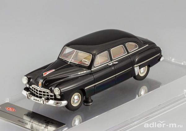 ГАЗ (ЗИМ)-12 (DiP Models) [1950г., чёрный, 1:43]