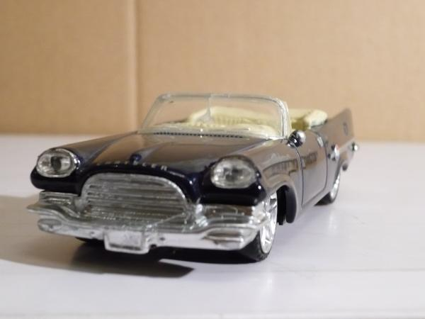 Chrysler 300 E (New Rey) [1959г., черный, 1:43]