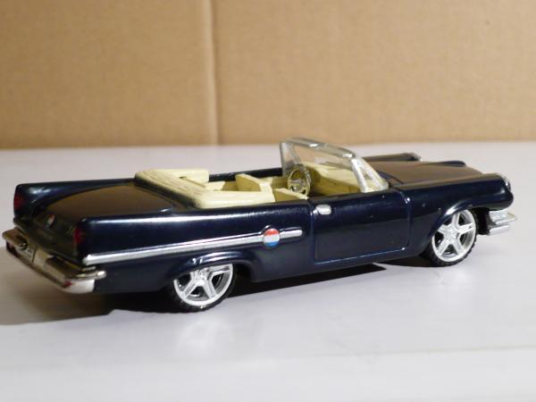 Chrysler 300 E (New Rey) [1959г., черный, 1:43]