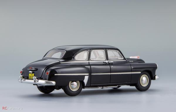 ГАЗ(ЗИМ)-12 (DiP Models) [1950г., черный, 1:43]