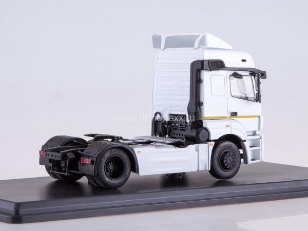 КАМАЗ-5490 седельный тягач (Start Scale Models (SSM)) [2013г., ,белый.черный, 1:43]