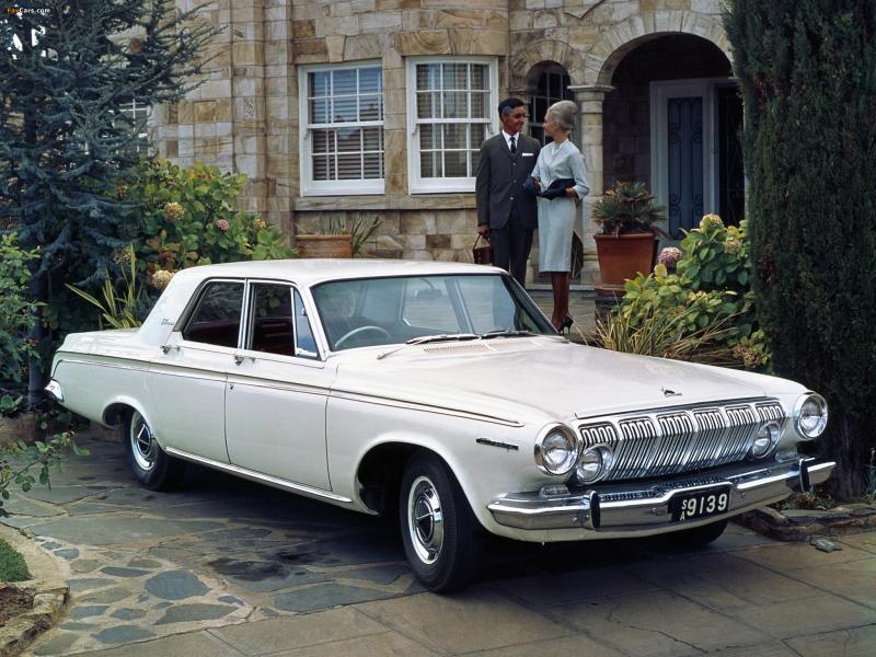 1963-1964 Dodge Phoenix (TD2)