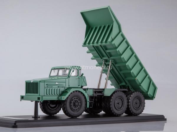 МАЗ-530 (Start Scale Models (SSM)) [1957г., зеленый, 1:43]