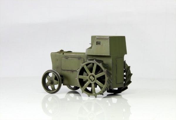Фордзон (бронетрактор) (ModelStroy) [1924г., хаки, 1:43]