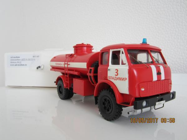 АПТ 8-10 (5334) модель №2 (AD Modum) [1980г., комбинированный, 1:43]