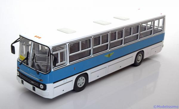 Ikarus 260 Dresdner (PREMIUM CLASSIXXS) [1972г., белый/синий, 1:43]