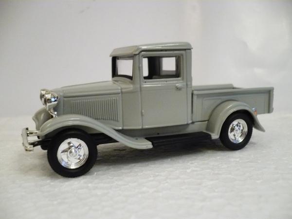 Форд пикап 1934 года (Yat Ming) [1934г., серый, 1:43]