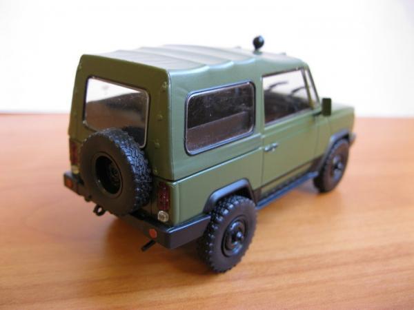 УАЗ-3171 (DeAgostini (Автолегенды СССР)) [1982г., хаки, 1:4319]