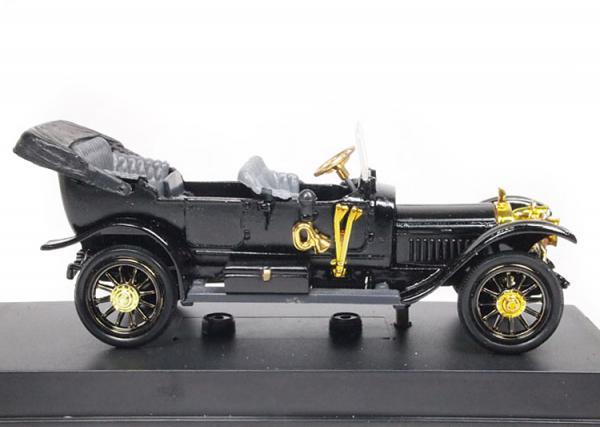 Руссо-Балт C24-30 IV серии с кузовом торпедо (АБ-Моделс) [1911г., черный, 1:43]