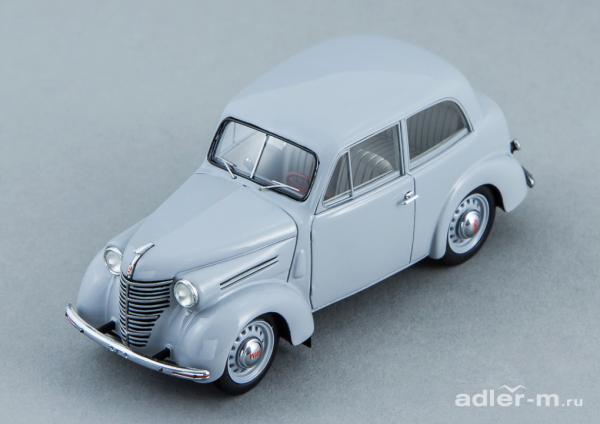 КИМ 10-50 (DiP Models) [1940г., серый, 1:43]