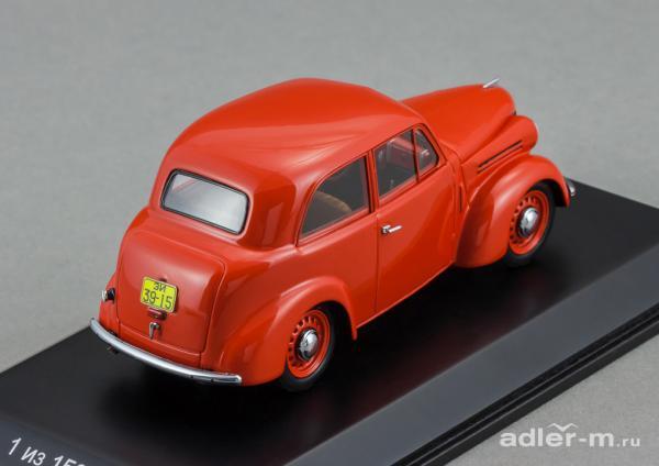 КИМ 10-50 (DiP Models) [1940г., красный, 1:43]